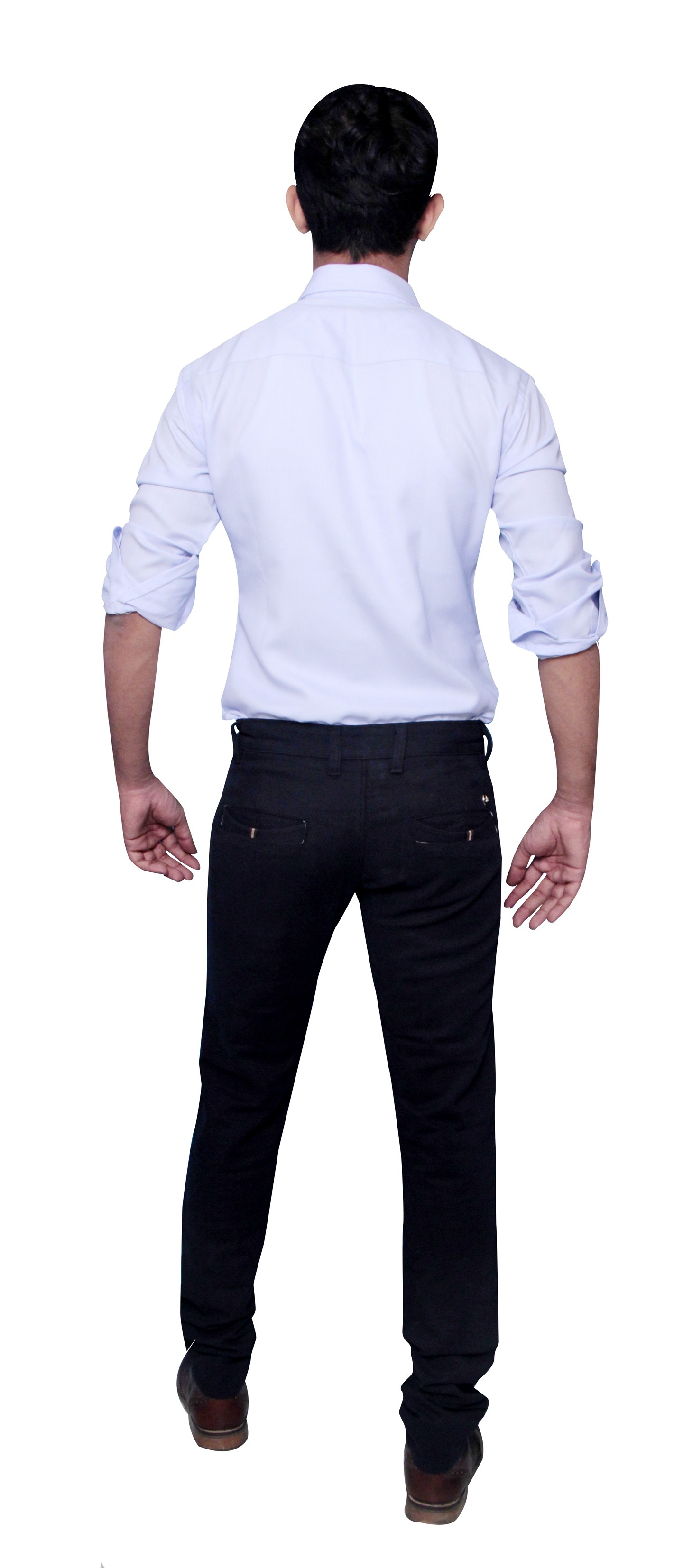 Cotton Chinos Trousers