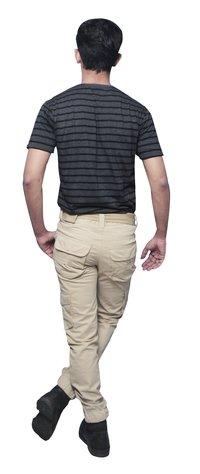 Six Pocket Cargo Trousers