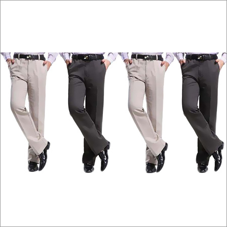Men's Cotton Formal Pants