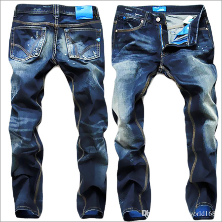 Men's Fancy Denim Jeans