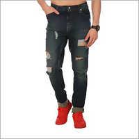 Mens Skin Fit Designer Jeans