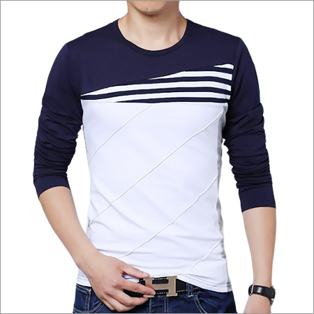 Men's Full Sleeve T-Shirt