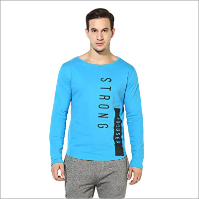 Mens Boat Neck T-Shirts