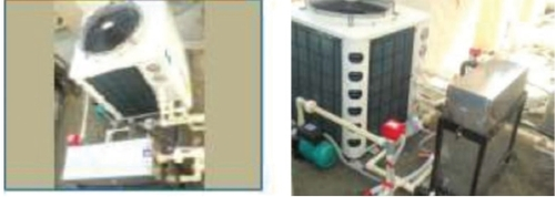 Water Heat Pump
