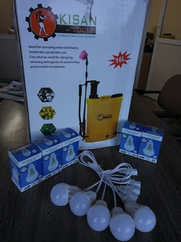 5W Sprayer Led Bulb