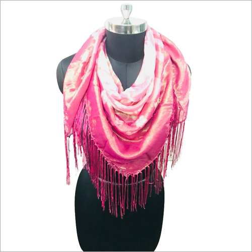 100% Viscose Ladies Scarf