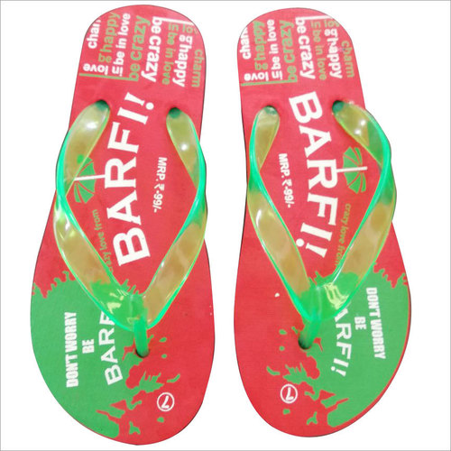 Men's Rubber Hawai Chappal