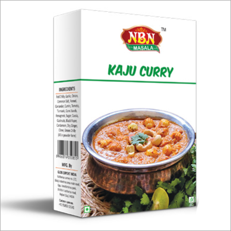 Kaju Curry (Punjabi Gravy Masala)
