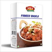 Paneer Bhurji (Punjabi Gravy Masala)