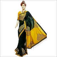 Kachhi Designing Saree