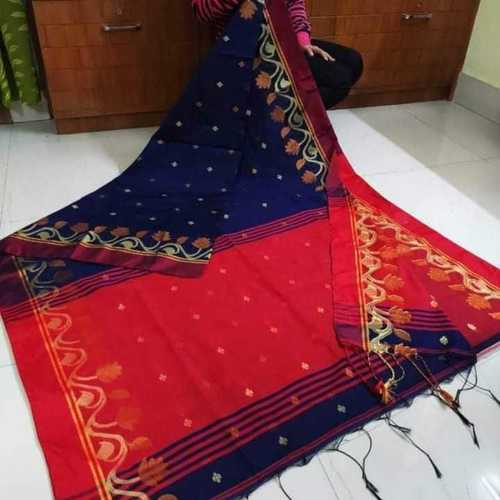 Ladies Pink Saree