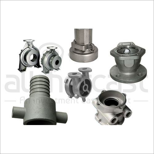 Pumps Investment Casting Parts