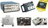 Electronics Instrument Calibration