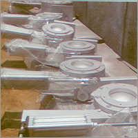 Pneumatic Dome Valve