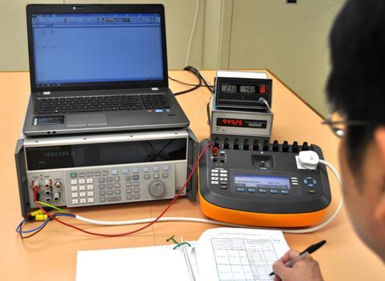 Electronics Instrument Calibration