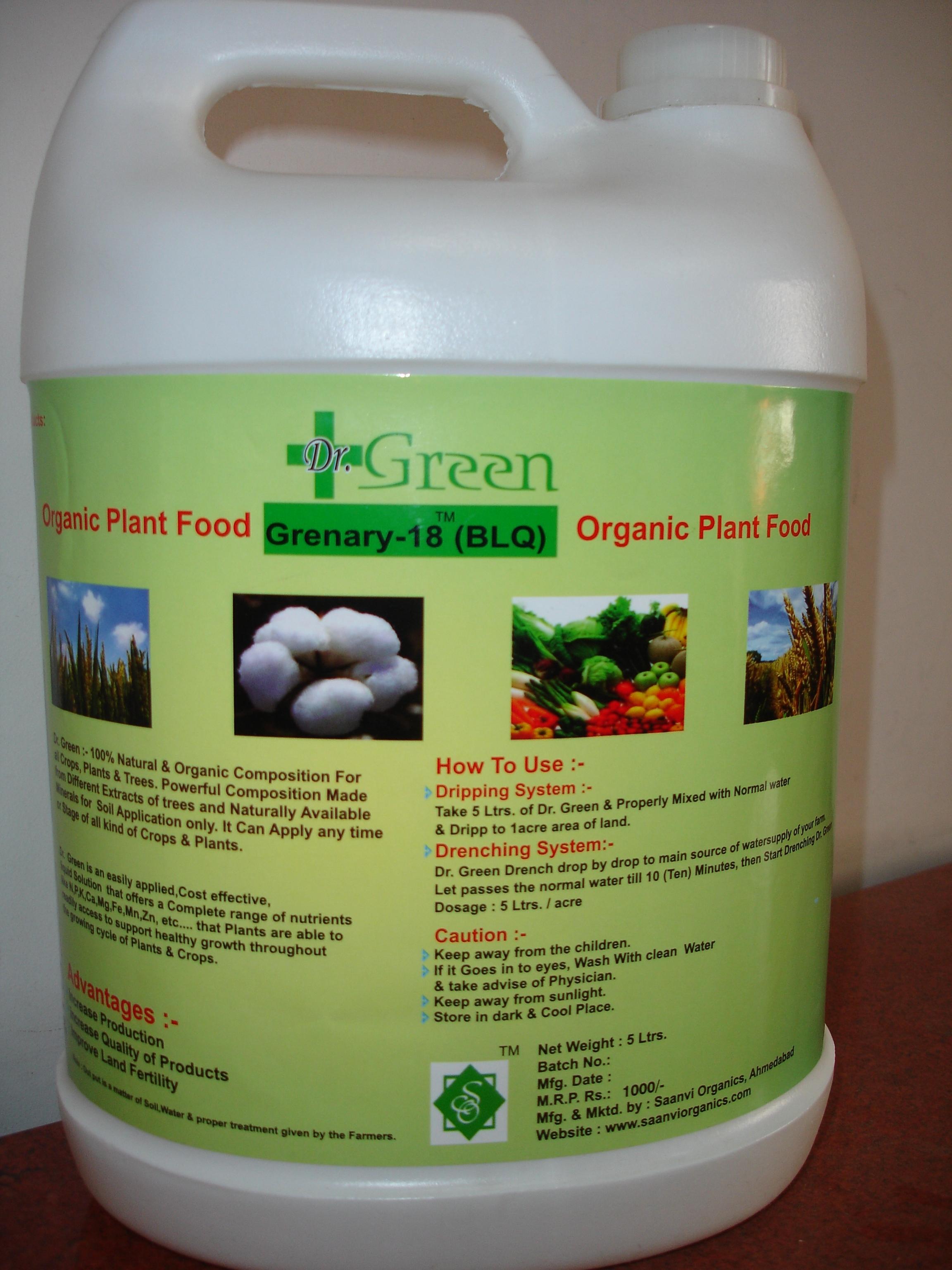 Liquid Fertilizer