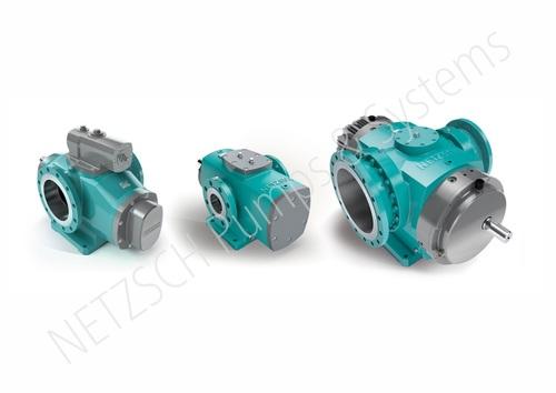 Multiple Screw Pumps