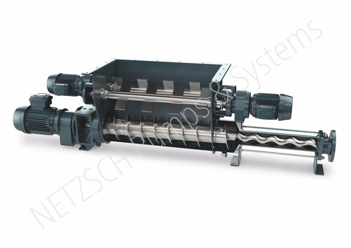 Bridge Breaking Paddle Screw Pumps