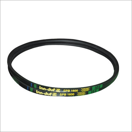 SPB-Section Rubber V Belts
