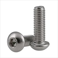 Stainless Steel Button Head Cap Screws