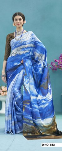 Ladies Fashion Saree