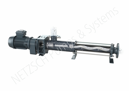 Helical Rotor Screw Pump