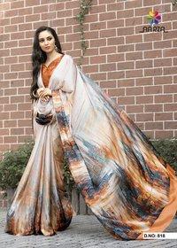 Ladies Printed Designer Saree