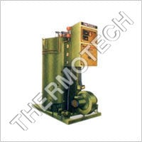 Gas Fired Vertical Thermic Fluid Heater