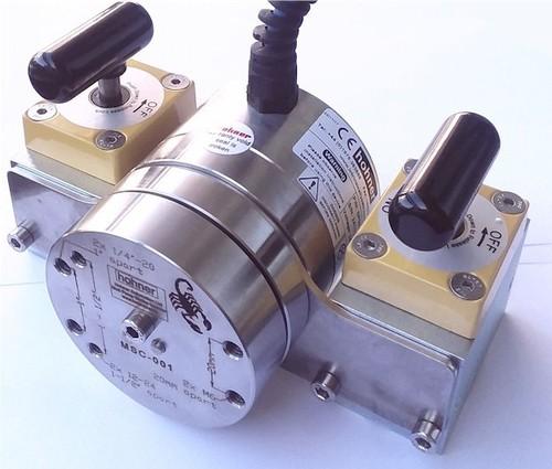 Fractional Mud Pump Stroke Counter