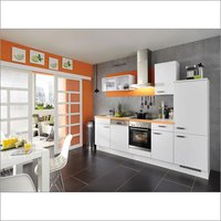 Parallel Shape Modular Kitchen