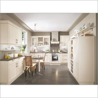 Straight Shape Modular Kitchen