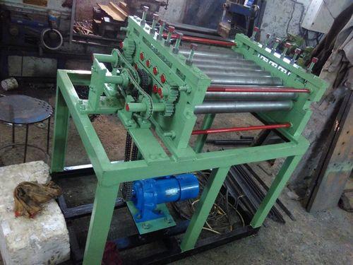 Flat Staightener Machine