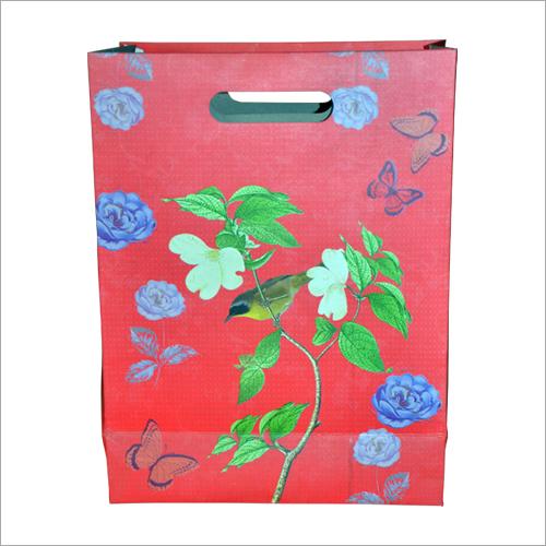 Cut Paper Carry Bag