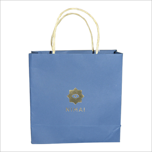 Customized Paper Carry Bag