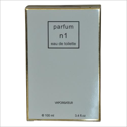 Printed Perfume Packaging Box