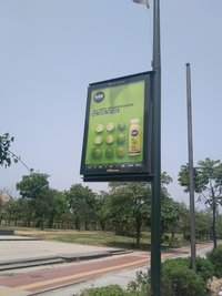 Kiosk Pylons