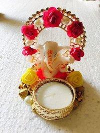 Designer Ganesh Ji Diya