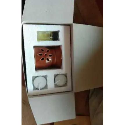 Ceramic Aroma Diffuser Set