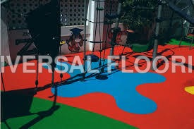 EPDM Rubber Floorings