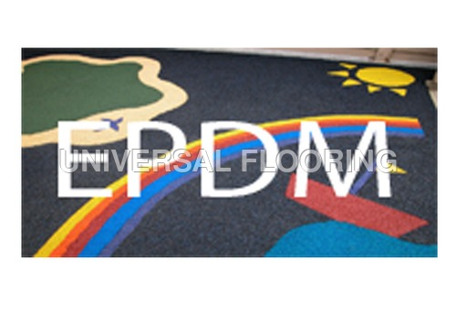 Colorful EPDM Flooring