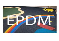 Colorful EPDM Flooring