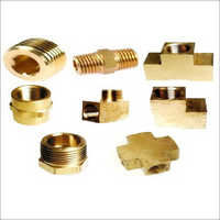 Brass Sanitary Pipe Fittings