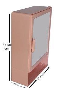 Plastic Bathroom Cabinet Shelf