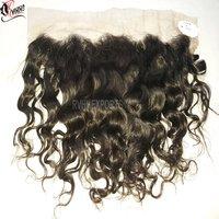 Raw Hair Frontal