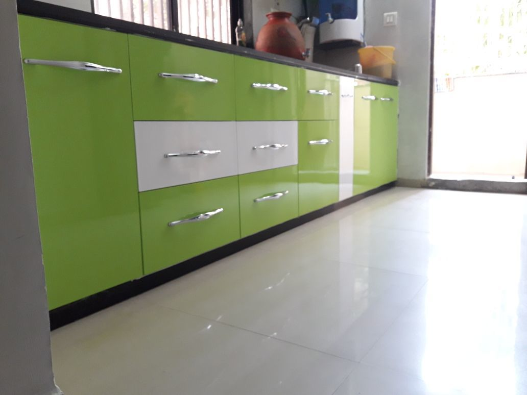 PVC kitchen Cabinet