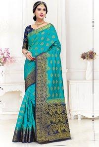Traditional Upadda Silk Saree