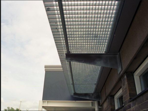 Aluminium Catwalk Grating