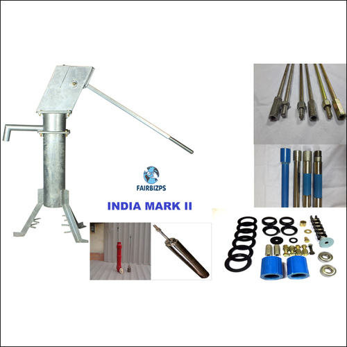 India Mark Deepwell Hand Pump