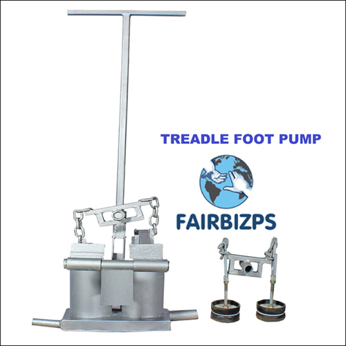 Treadle Pump