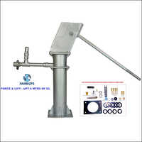 Force Lift Hand Pump